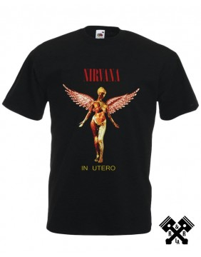 Camiseta Nirvana in Utero principal