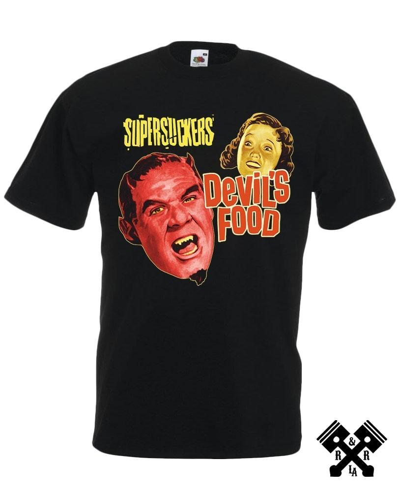 Camiseta Supersuckers Devil's food principal