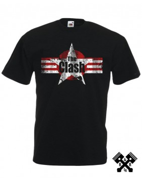 Camiseta The Clash