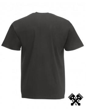 Camiseta The Who mano detras