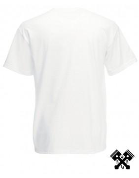 Bad Religion Suffer t-shirt white back