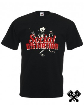 Social Distortion Skeleton...