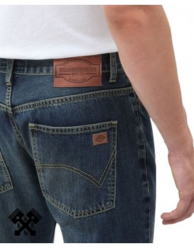Dickies Pantalones Michigan Vintage Wash Detalle