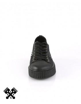 Demonia Creeper Sneaker Sneeker Front