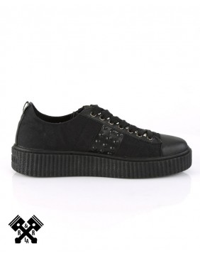 Demonia Creeper Sneaker Sneeker Right