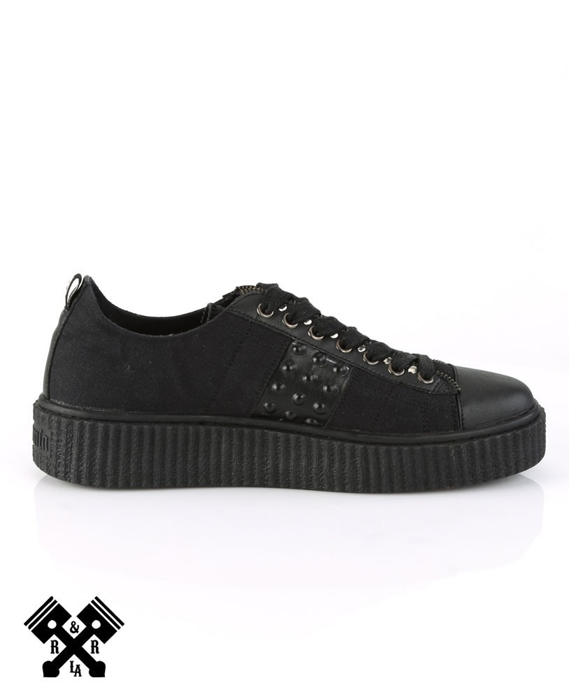 Demonia Creeper Sneaker Sneeker Right