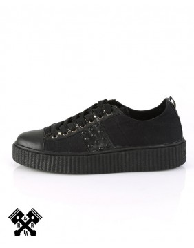 Demonia Creeper Sneaker Sneeker Left