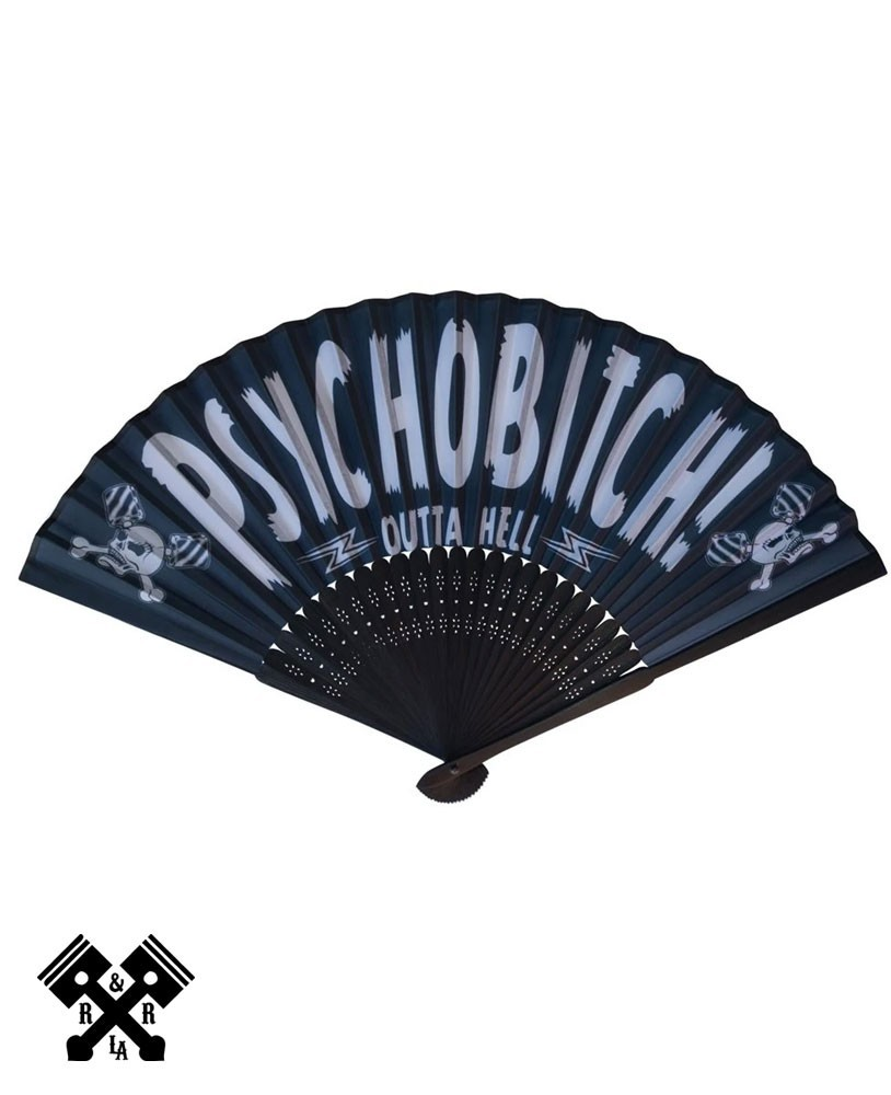 Horrorpops Hand Fan