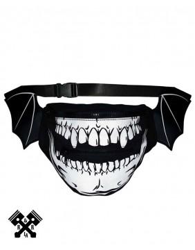 Vampire Skull Hip Pouch