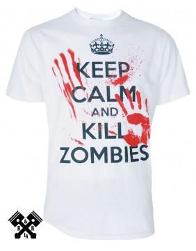 Darkside Kill Zombies T-shirt