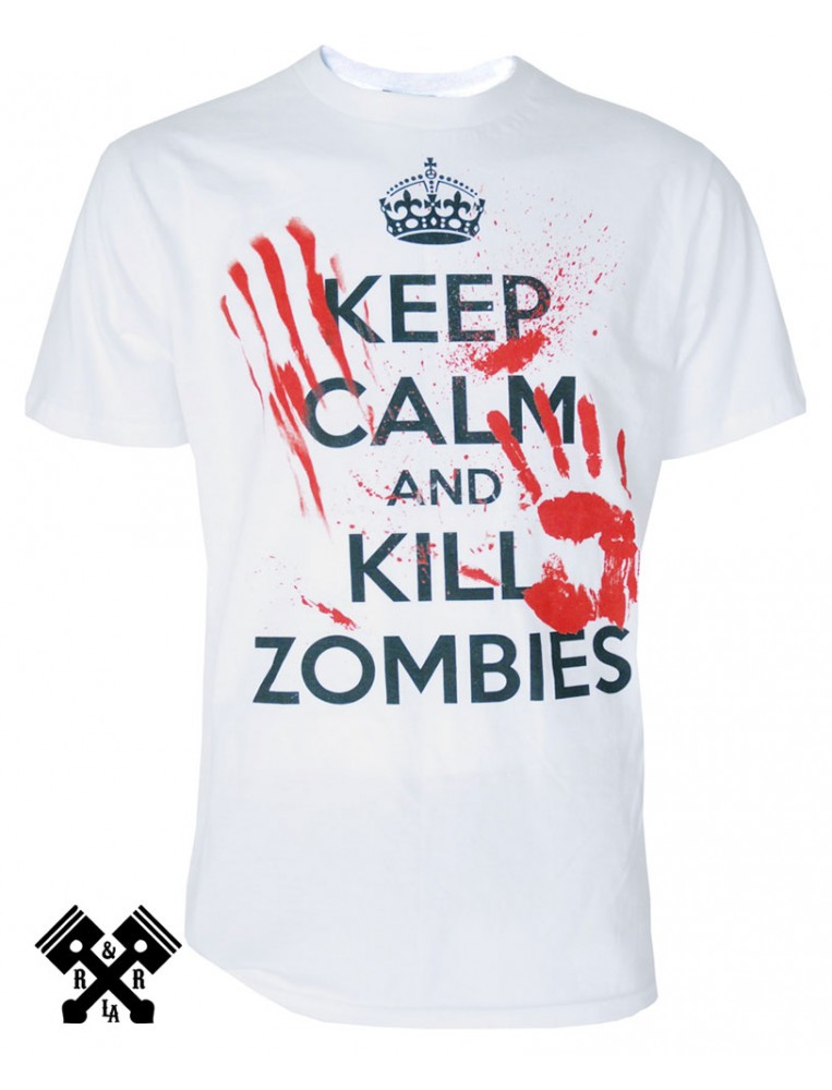 Darkside Kill Zombies T-shirt