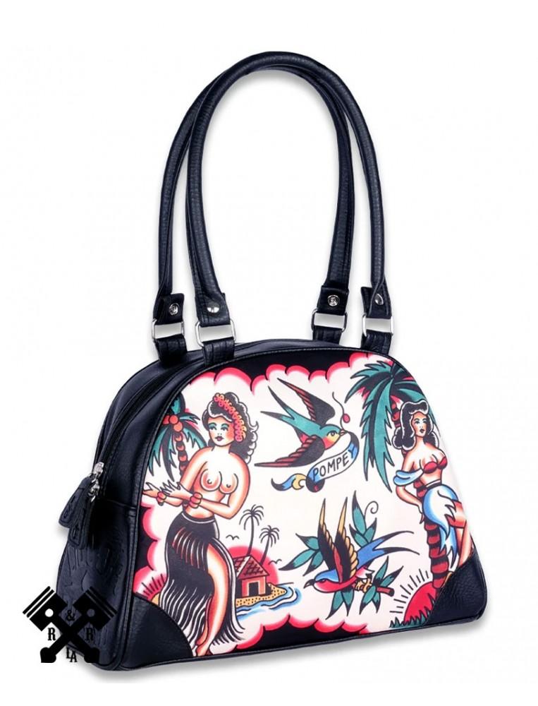 Liquorbrand Aloha Bowling Bag for woman