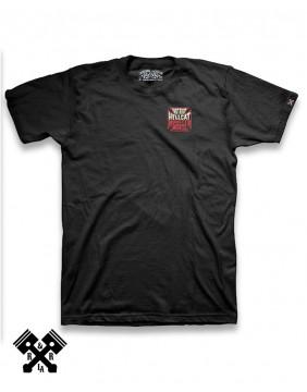 Camiseta Monster Madness de Hotrod Hellcat para hombre, frontal