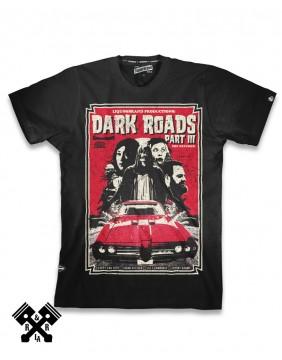 Camiseta Dark Roads Liquorbrand para hombre