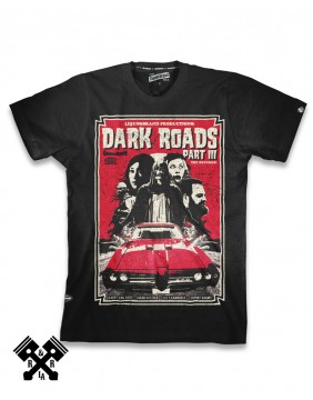 Liquorbrand Dark Roads T-shirt for man