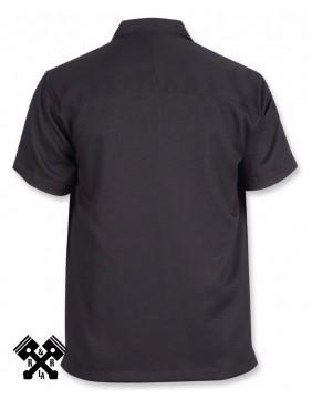 Camisa Flash Liquorbrand para hombre, Espalda