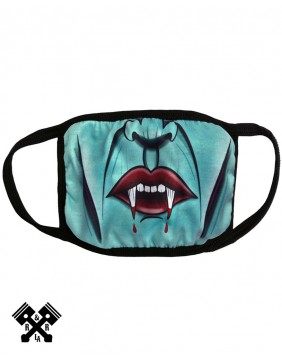 Graves Dracula Face Mask
