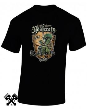 Camiseta Creeprunners Nosferatu para hombre de Rods 'N' Roll