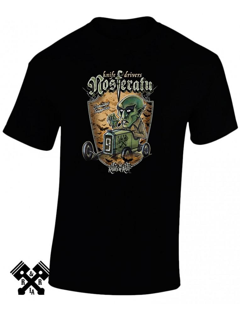 RNR Creeprunners Nosferatu T-shirt