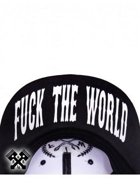 King Kerosin FTW Baseball Cap, visor