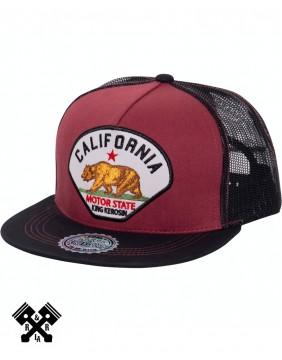 King Kerosin California Baseball Cap, profile