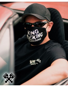 King Kerosin King Face Mask, example