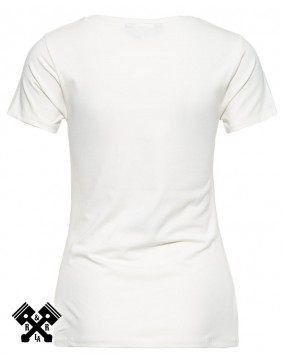 Camiseta We can do it marca Queen Kerosin, espalda