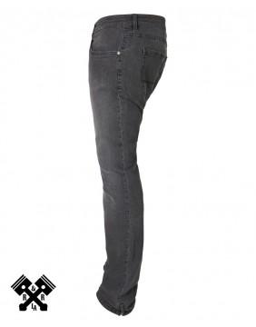 Pantalon Slim Fit marca Urban Classics, perfil izquierda