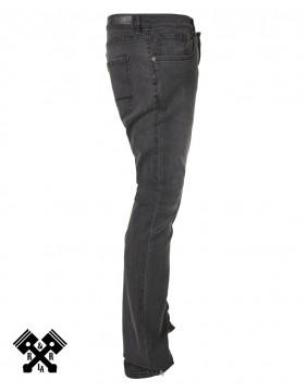 Pantalon Slim Fit marca Urban Classics, perfil derecha