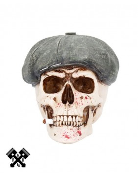 Boss Decorative Skull, front