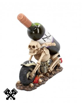 soporte para botellas death ride, frontal