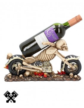 Death Ride Bottle Stand, right profile