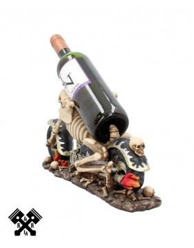 Death Ride Bottle Stand, back