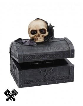 Dark Shroud Skull Box, front