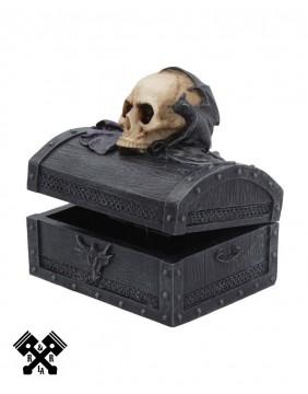 Dark Shroud Skull Box, profile 1