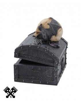 Dark Shroud Skull Box, profile 2