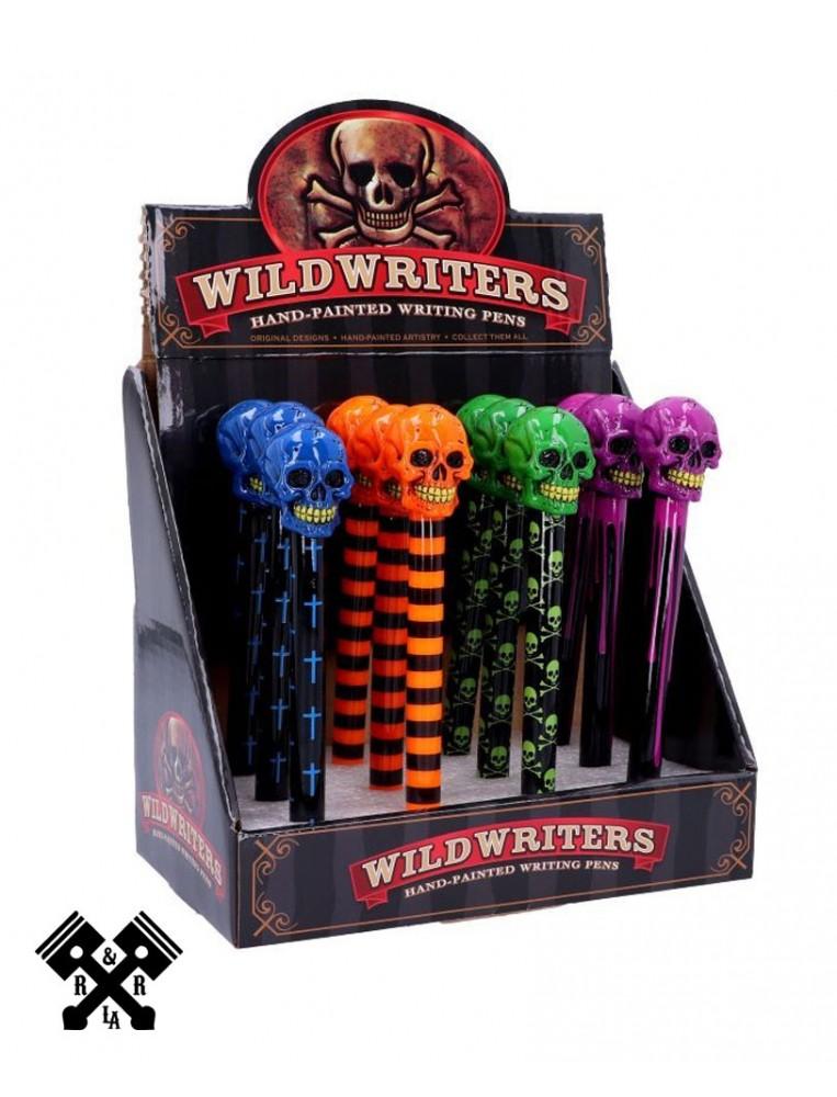 Bolígrafos Wild Writers