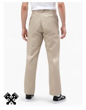 Dickies Pantalones 874 Original Khaki , trasera