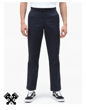 Dickies Original 874 Dark Navy Pants, front