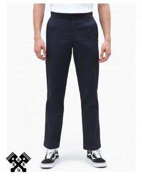 Dickies Pantalones 874 Original Azul Marino, frontal