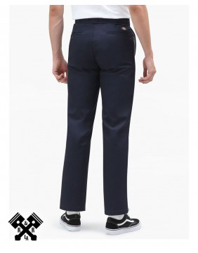 Dickies Original 874 Dark Navy Pants, back
