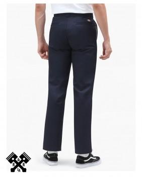 Dickies Pantalones 874 Original Azul Marino, trasero