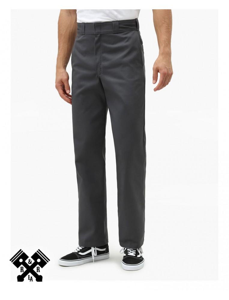 Dickies Pantalones 874 Original Charcoal Grey, frontal