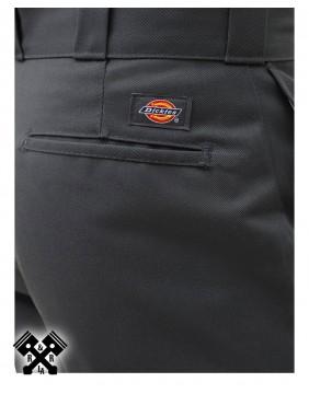 Dickies Pantalones 874 Original Charcoal Grey, detalle trasero