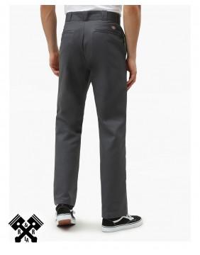Dickies Pantalones 874 Original Charcoal Grey, tasero