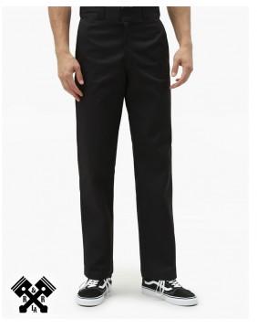 Dickies Pantalones 874 Original Negro, frontal