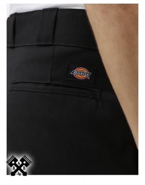 Dickies Pantalones 874 Original Negro, detalle trasero