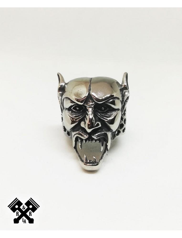 Demon Steel Ring, front