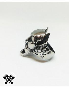 Demon Steel Ring, left
