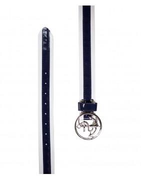 Cinturon Skipper Azul Marino marca Collectif para mujer de cerca